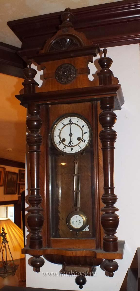 Настенные часы старинные своими руками 66