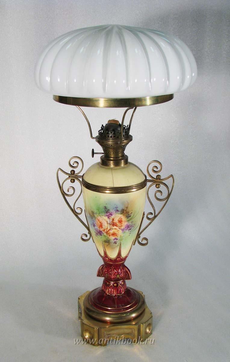 купить антикварную лампу в спб термобелья